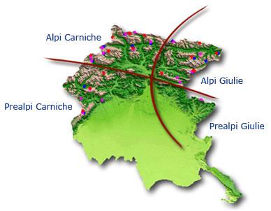 immagine del friuli venezia giulia