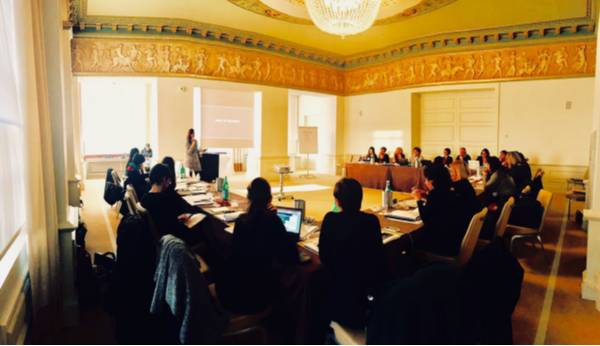Kick off meeting @Trieste Dicembre 2016