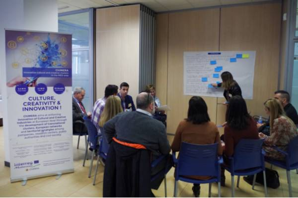 Workshop with Regional Stakeholders @ Promalaga Marzo 2017