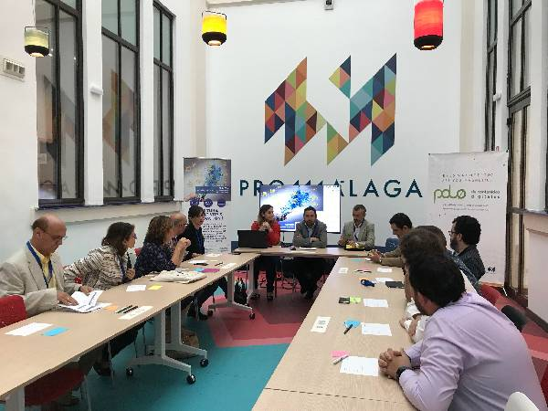 Workshop with Regional Stakeholders @ Promalaga Ottobre 2017
