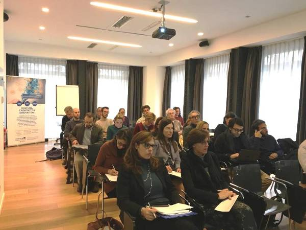 Design workshop @ Trieste novembre 2018