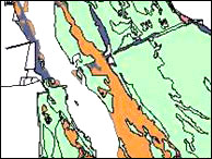 Carta Natura 2000 magredi